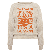 Halloween is a Season Pullover