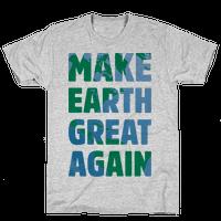 Make Earth Great Again