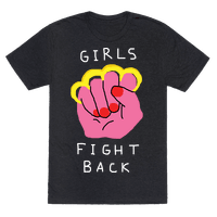 Girls Fight Back Tee