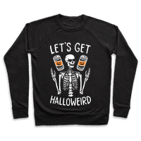 Lets Get Halloweird (White)