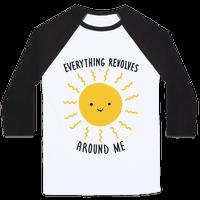 Everything Revolves Around Me (Sun)