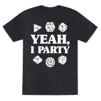 Yeah, I Party (Dungeons and Dragons)