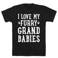 I Love My Furry Grandbabies