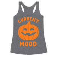 Current Mood: Halloween Racerback
