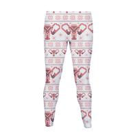 Uterus Sweater Pattern Legging