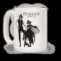 Fleetwood Cat Mewmours Mashup Mug