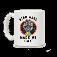 Star Wars Made Me Gay