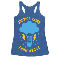Justice Rains From Above