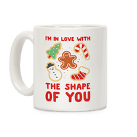 Im In Love With The Shape Of You (Christmas Cookies)