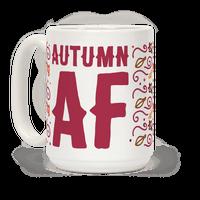 Autumn Af Mug
