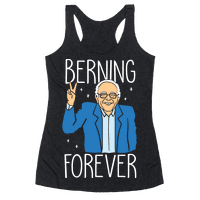Berning Forever (White)