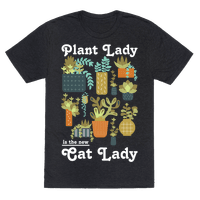 Plant Lady is the new Cat Lady
