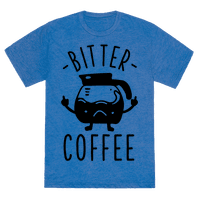 Bitter coffee Tee