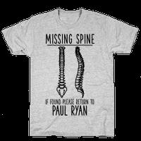 Missing Spine