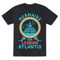 Mermaids For Lesbian Atlantis