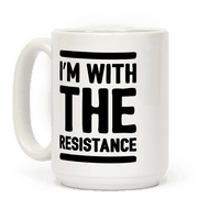 I'm With The Resistance Mug