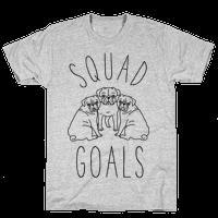 Squad Goals Pugs