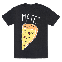 Soul Mates Pizza 2 (White)