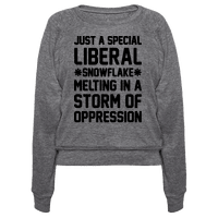 Just a Special Liberal Snowflake