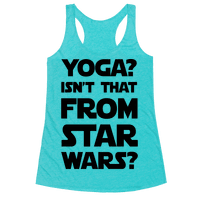 Yoga Isn't That From Star Wars