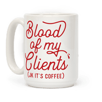 Blood Of My Clients