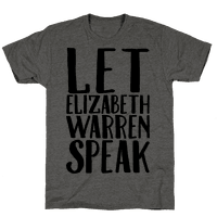 Let Elizabeth Warren Speak