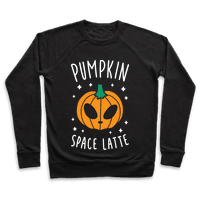 Pumpkin Space Latte (White)