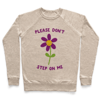 Please Dont Step On Me Flower