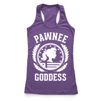 Pawnee Goddess (White)