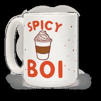 Spicy Boi Mug