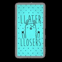 Llater Llosers Llama Towel